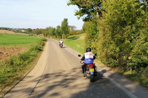 Motorrijbewijspoint Zuid-Holland examengarantie