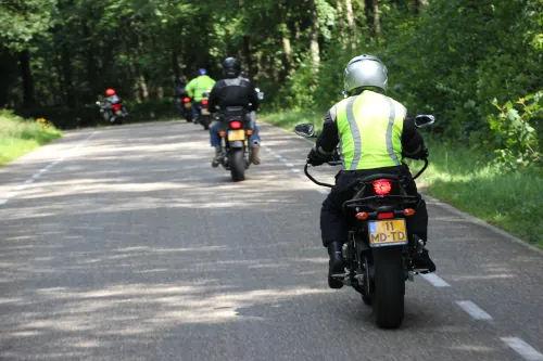 Motorrijbewijspoint Zuid-Holland motor lesplan