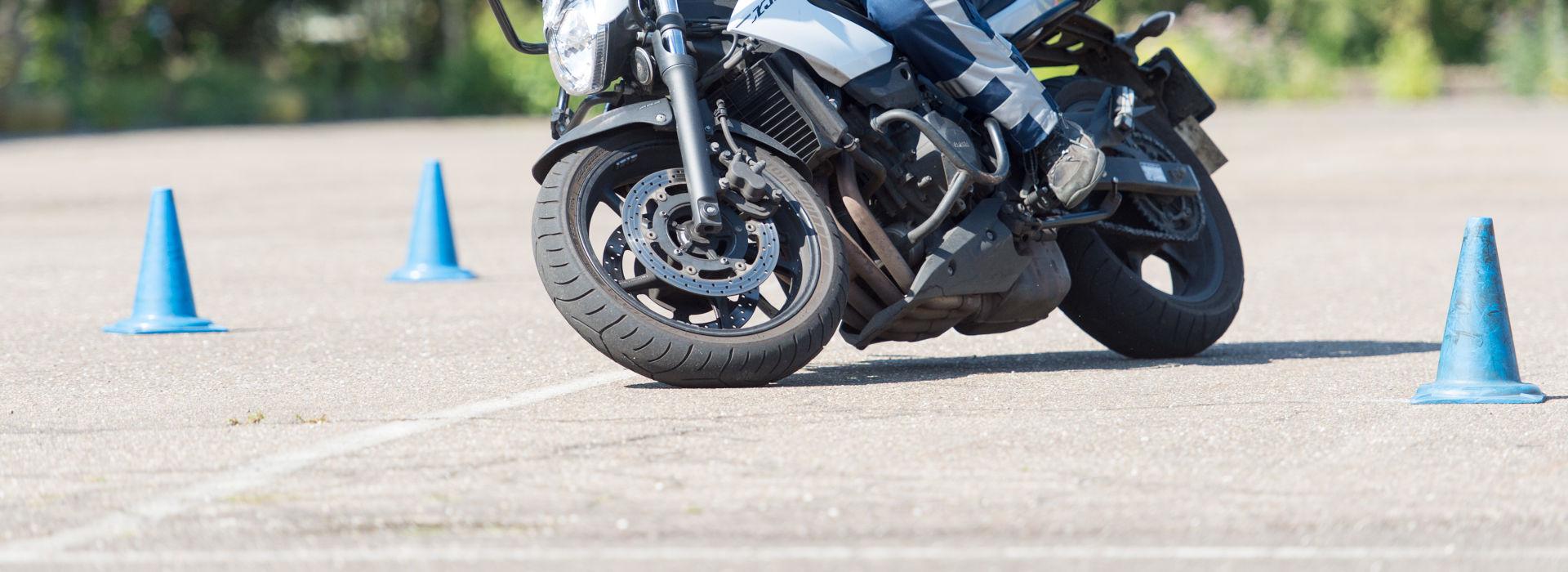 Motorrijbewijspoint Zuid-Holland rijtest