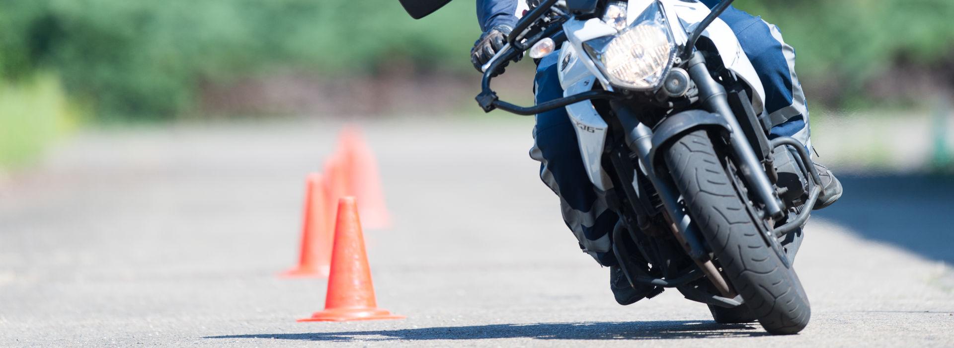 Motorrijbewijspoint Zuid-Holland motor rijvaardigheid