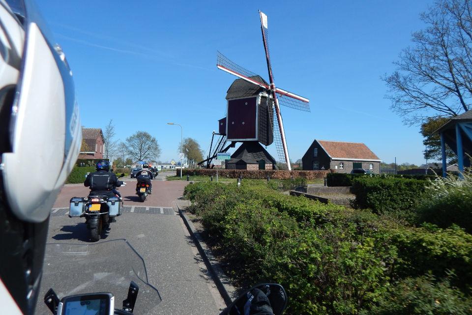 Motorrijbewijspoint Zuid-Holland motorrijlesplan